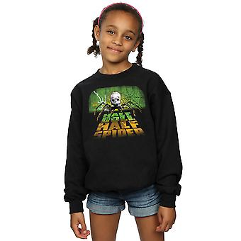 Disney Girls Toy Story halve pop halve Spider Sweatshirt