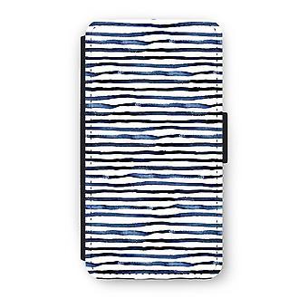 iPhone X フリップ ケース - 驚くべき行