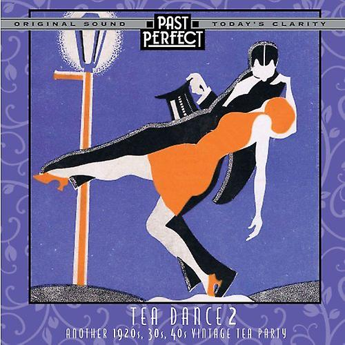 Tea Dance 2: Another 1920s 30s 40s Vintage Tea Party Audio CD Various