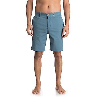 Quiksilver Krandy Chino Shorts in Real Teal