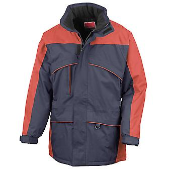 Result Mens High Activity Windproof and Waterproof Coat Jacket