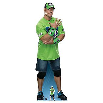 John Cena 'You Can't See Me' Hand WWE Lifesize Cardboard Cutout / Standup