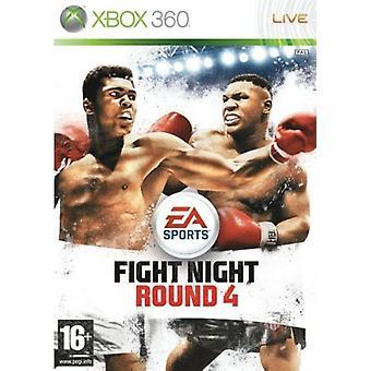 Fight Night Round 4 (Xbox 360) - Als nieuw