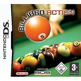 Billiard Action (Nintendo DS) - Nouveau