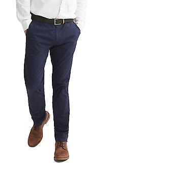 Joules Mens Y Launchino Classic Stretch tyylikäs Stretch chinos housut