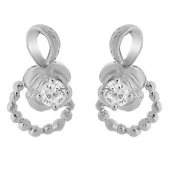 Orphelia Silver 925 Earring Zirconium  ZO-5236