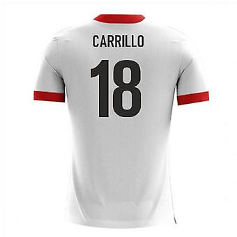 2020-2021 Perú Airo Concept Home Shirt (Carrillo 18)
