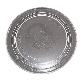 Mikroovn glas pladespiller 272mm flad passer Whirlpool Universal