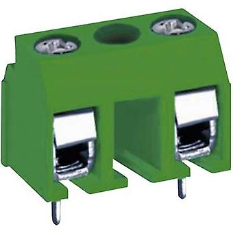 DECA MA331 - 100M 02 skruv terminal antal pins 2 Green 1 dator