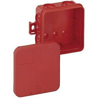 Spelsberg 33270701 المشترك مربع (L × العرض × ح) 75 × 75 × 37 مم الأحمر IP55 1 pc (ق)