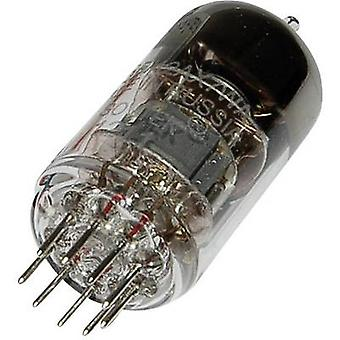 12 AX 7 WA = 7025 Vacuum tube Double triode 250 V 1.2 mA Number of pins: 9 Base: Noval Content 1 pc (s)