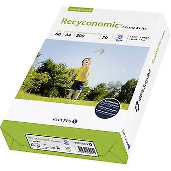 Papyrus Recyconomic Classic White 88031811 Recycled printer paper A4 80 g/m² 500 sheet