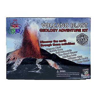 Explorer-U vulkaan Blast