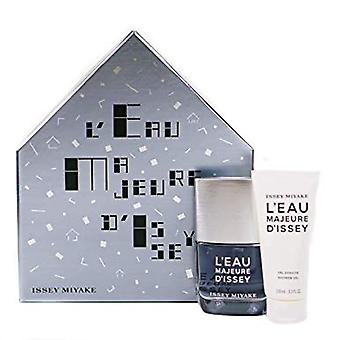 Issey Miyake L'Eau Majeure D'Issey Gift Set 50ml EDT + 100ml Shower Gel