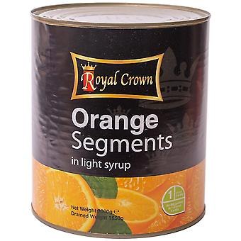 Royal Crown Orange Segments in Syrup