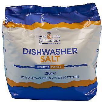 The Salt Company Dishwasher Salt