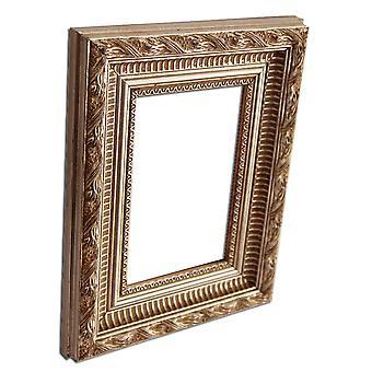 10x15 cm or 4x6 inch, silver frame