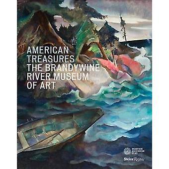 Treaures americano - el Brandywine River Museum de arte de Thomas Padón