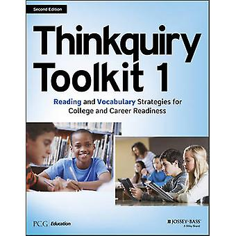 Thinkquiry Toolkit 1 - Reading and Vocabulary Strategies for College a