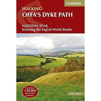 Offa's Dyke Path by Mike Dunn - 9781852847760 Book