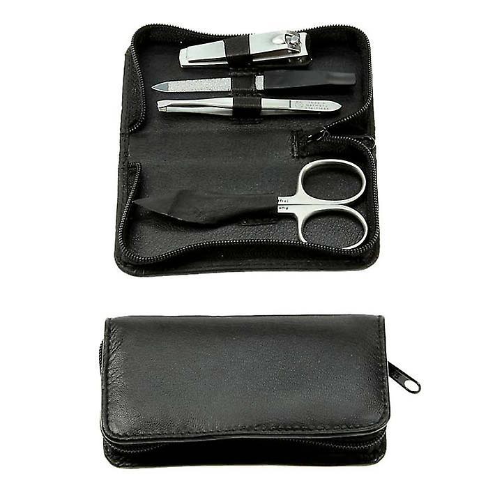 Sonnenschein Germany Travel Leather Manicure Set