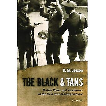 Musta ja ruskettuu: Britannian poliisi ja vuokrahenkilöstö Irlannin vapaussota 1920-1921