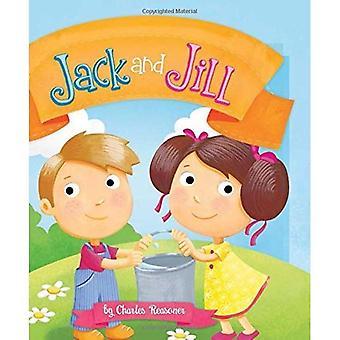 Jack og Jill (Charles Reasoner Nursery Rhymes Minis)