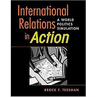 Internationella relationer i aktion: en världen politik simulering