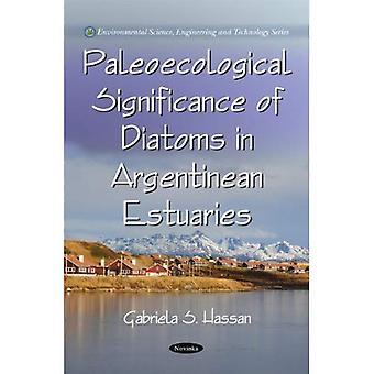 Paläoökologischen Signifance von Kieselalgen im argentinischen Flussmündungen