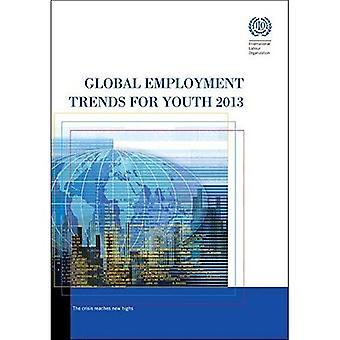 Global werkgelegenheidstrends voor jeugd 2013: een generatie in gevaar