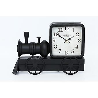 Portretowe 20X30Cm kolejowego Taktowanie na kształt Black Metal do dekoracji wnętrz