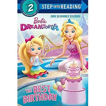 Barbie Dreamtopia Step dans la lecture (Barbie) (étape en lecture)