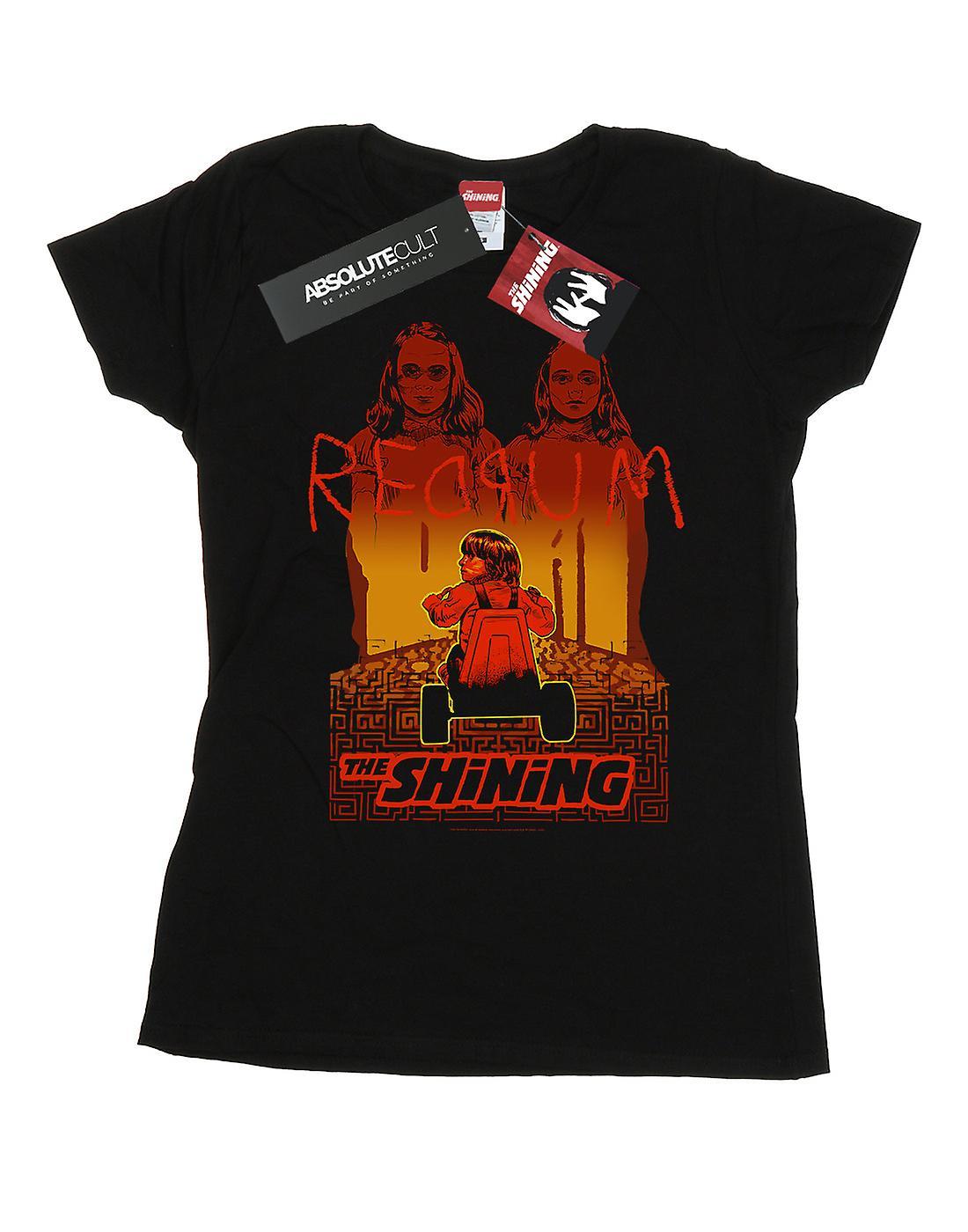 The Shining Women's Redrum Twins T-Shirt