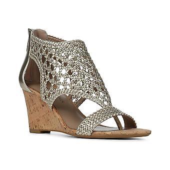 Donald J Pliner Womens Jolie Open Toe Casual Platform Sandals