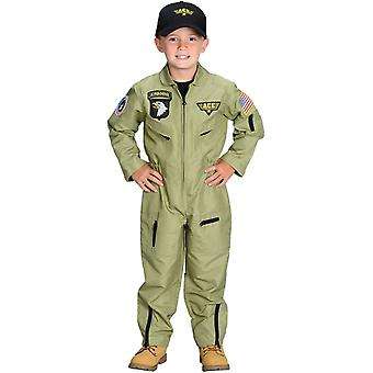 Fighter Pilot Child Costume
