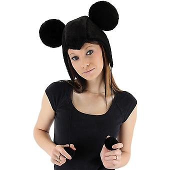 Micky Mouse Hoodie Hat For All