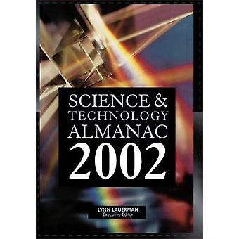 Science technologie Almanac 2002 door Lauerman & Lynn