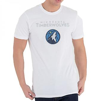 New Era Nba Minnesota Timberwolves Team Logo T-shirt