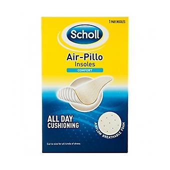 Scholl Air Pillow Comfort Cts Insoles
