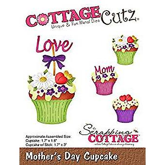 Scrapping Cottage Mother's Day Cupcake
