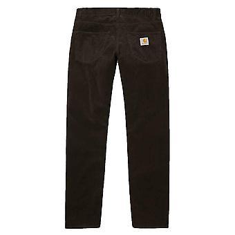 Carhartt Klondike Corduroy Pants  Tobacco