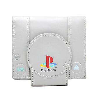 Sony PlayStation Shaped Bi-Fold Wallet