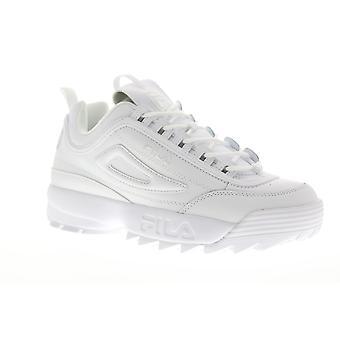 Fila disruptor II Premium Herre hvid casual Low top sneakers sko