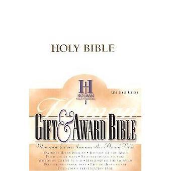 Bible Kjv Gift/Award Economy White - White - Imitation Leather by Bible