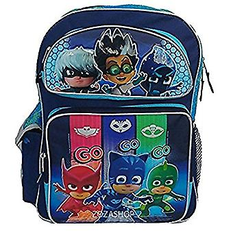 Small Backpack - PJ Mask - Team Navy 12
