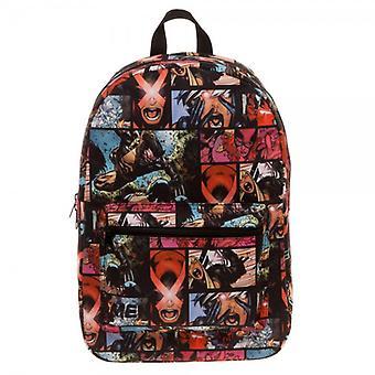 Backpack - Marvel - X-Men Sublimated New Licensed bq4zslxmn