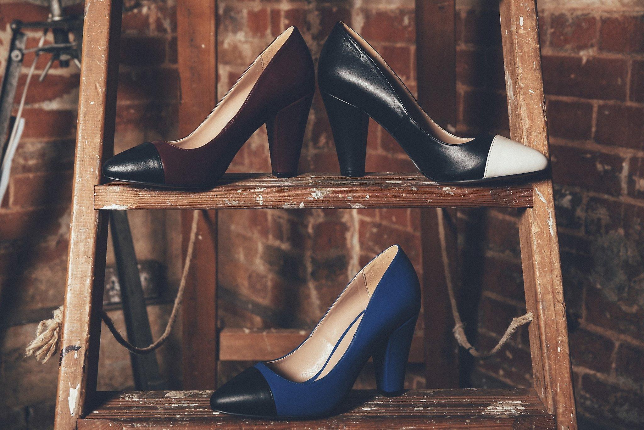 Beaulieu plum shoes