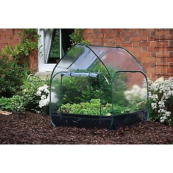Pop Up Cloche Cover For Grow Bed Strong