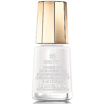 Mavala Mini Color Pearl Effect Nail Polish - Geneve (22) 5ml