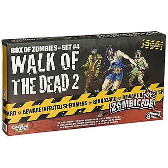 Zombicide expansion box de zombi-set 4 plimbare de Dead 2